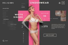 RELIGION SHOP CONCEPT on Behance