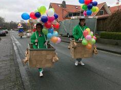 Karnevals Kostüm Heißluftballon in Niedersachsen - Goldenstedt | eBay Kleinanzeigen