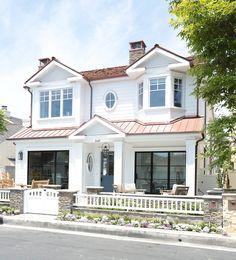 Newport Beach home   Blackband Design