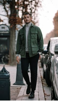 Men winter fashion 59743132543611755 - 5 Super Cool Fall Outfits To Help To Level Up Your Fall Style Source by JeremyLeJoncourt Italian Street Style, Nyc Street Style, Rihanna Street Style, European Street Style, Mens Fall Street Style, Mens Fashion Blog, Look Fashion, New Fashion, Mens Autumn Fashion