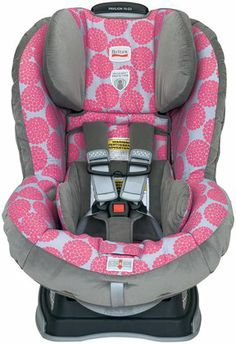 Britax convertible carseat. 5-70lbs! BLAIRE needs a new carseat, how cute!