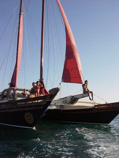 Sailing Thailand – Charter a Yacht in Phuket – SY Tiare » Sailing Thailand - Island Cruises Yacht Charter