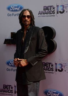 Celebrity Style At The BET Awards | Snoop Dog / Snoop Lion ;)