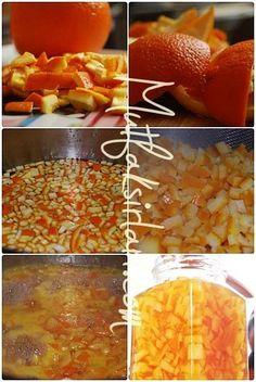 Portakal Reçeli – Mutfak Sırları – Pratik Yemek Tarifleri