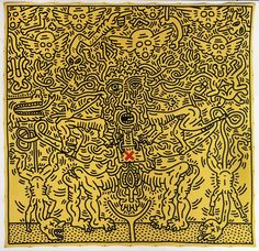 Keith Haring - Kunsthalle of the Hypo Cultural Foundation