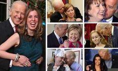 Gives you the willies: Creepy Joe Biden (Vice President of U.S.).