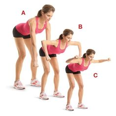 Get Rid Of Back Fat, Bra Bulge And Underarm Flab With These Easy Exercises - Do these easy exercises, daily workout to improve your body! Benefits Of Exercise, Do Exercise, Excercise, Best Stretches, Stretching Exercises, Fitness Diet, Health Fitness, Burn Calories Fast, Dynamic Stretching