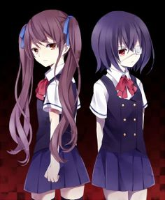 My two fav girls from this anime