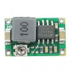 Hacktronics.co.in  --  Rs.45/-               Mini360 DC-DC Adjustable Power Supply Buck Module Step Down Module