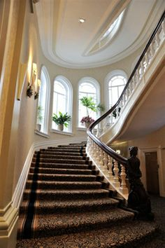 jpg Gorgeous carpet in Grand Hotel Tynemouth