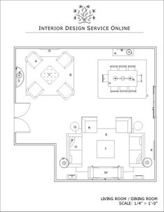 A list of small medium and large living room size dimensions with the effect on living room for Square living dining room layout