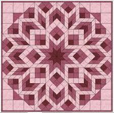 Image result for diamond log cabin quilt pattern