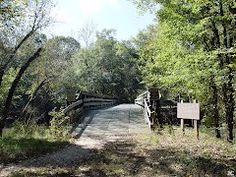 Sweetwater Creek State Park Creek Bridge, washed away in the floods of 2009. Carolyn boyd Hatcher Memorial Bridge