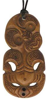 Hei Tiki | Maori Tiki Necklace Pendants