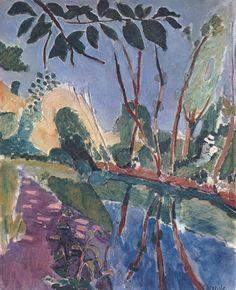 Henri Matisse, PURPLE