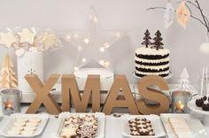 Caramel Cookie | Mesa dulce de Navidad