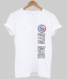 captain america t shirt tgoodquality tshirtclothing Captain America Shirt, T Shirt World, T Shirt And Shorts, T Shirts For Women, Clothes For Women, Direct To Garment Printer, Cool Shirts, Shirt Style, Iron Man