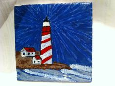 Lighthouse coaster sold