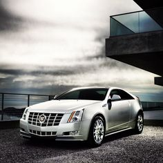 The #Cadillac #CTS Coupe