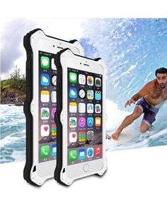 LOVE MEI MK2 Wireless Charging Metal Aluminum Phone Case for iPhone 6 6s 7 #LOVEMEI
