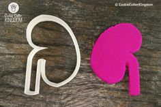 Anatomical Kidney Cookie Cutter