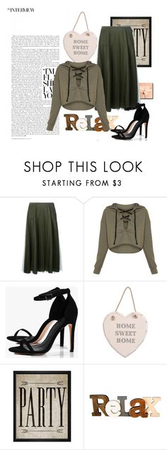 """""""Sem título #683"""" by iviny-167 on Polyvore featuring moda, RED Valentino, Boohoo e Hatcher & Ethan"""