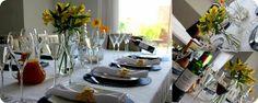 By Bianca Condé - Blog de Moda, Beleza, Viagens, Receitas, Decoração... : Montando a Mesa: Almoço e Jantar