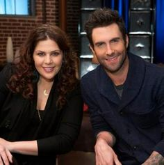 .2013 mentor on the Voice with Adam Levine