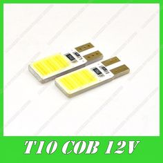 1pcs/lot 12V W5W T10 W5W LED COB High Power W16W T10 COB Led car light source stop turn signal brake Parking Reverse Bulb Lamp http://www.xfoor.com/products/1pcslot-12v-w5w-t10-w5w-led-cob-high-power-w16w-t10-cob-led-car-light-source-stop-turn-signal-brake-parking-reverse-bulb-lamp/