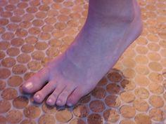 Cork Mosaic Tile for Floors, Walls, Bathroom, Kitchen! Nature Penny Round Tile…