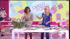 La nuova stagione di DettoFatto inizia con una borsa semi-rigida. La borsa Ventaglio. Versione cucita ed incollata. Pensata anche per chi non sa cucire.