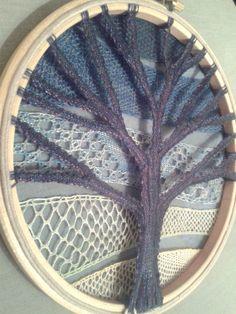 bobbin lace by Emily Robinson