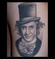 Unbelievable talent- Kat Von D Kat Von D Tattoos, Love Tattoos, I Tattoo, Awesome Tattoos, Tatoos, Chris Garver Tattoo, Famous Portraits, Girl Artist, Cool Tats