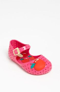 Mini Melissa 'Furadinha' Slip-On (Walker & Toddler) available at #Nordstrom
