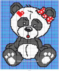 Panda bear c2c
