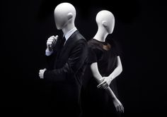 SMOOTH Collection by More Mannequins  #fashion #couple #COS
