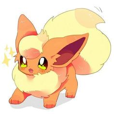 flareon Pokemon Eeveelutions, Eevee Evolutions, Pokemon Sun, Cool Pokemon, Cute Pokemon Pictures, Pokemon Images, Cute Pictures, Eevee Cute, Detective