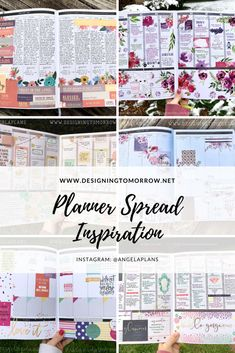 Passion Planner and Christian Planner decorating ideas for inspiration! Planner Layout, Planner Pages, Weekly Planner, Planner Ideas, Passion Planner, Happy Planner, Glam Planning, Planner Decorating, Decorating Ideas