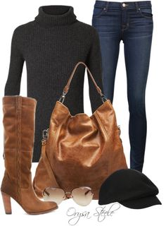 """""""Trend Setter"""" by orysa on Polyvore"""
