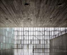 Acebo X Alonso   Centro de las Artes de la Diputación de la Coruña. Museo y Conservatorio de Danza