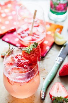 Round Up: 7 Perfect Mommy Cocktails