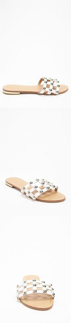 aff1baa759e91a Yoki Studded Slides    18.00 USD    Forever 21 Forever 21 Shoes