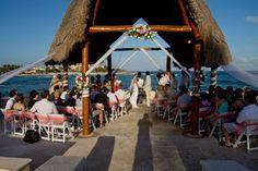 Dreams Puerto Aventuras Wedding December 2012