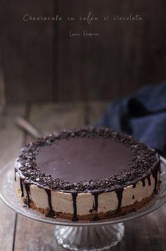 Romanian Food, Romanian Recipes, Something Sweet, Chocolate, Easy Desserts, My Recipes, Tiramisu, Waffles, Birthday Cake