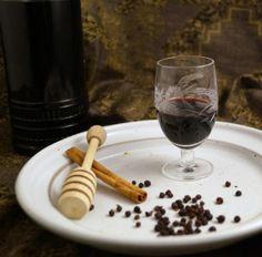 Dried Elderberry Cordial Recipe