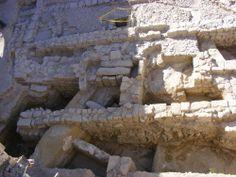 Fotografía yacimiento arqueológico Santo Domingo en Úbeda, Jaén