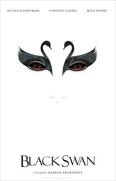 BlackSwan Poster by *LauraLockhart on deviantART