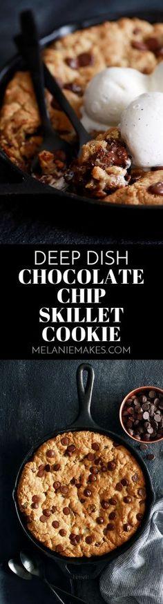 This Deep Dish Choco