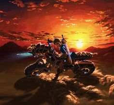 Zelda: Breath of the Wild - Aonuma discusses adding in the Master Cycle Zero   The following comes from a blog post written by Eiji Aonuma...  - because people from all around the world have been enjoying the game since launch the game has won many awards - the development team is pretty pleased to see so many people enjoying the game - the Master Cycle Zero is something Aonuma has been thinking about for a long time - the 4 Champions all have a pretty reliable companion in the Divine Beasts…