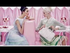 ▶ Behind the Scenes at the SS12 Advertising Campaign Photoshoot - YouTube